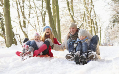 Winter Activities for Families on a Budget