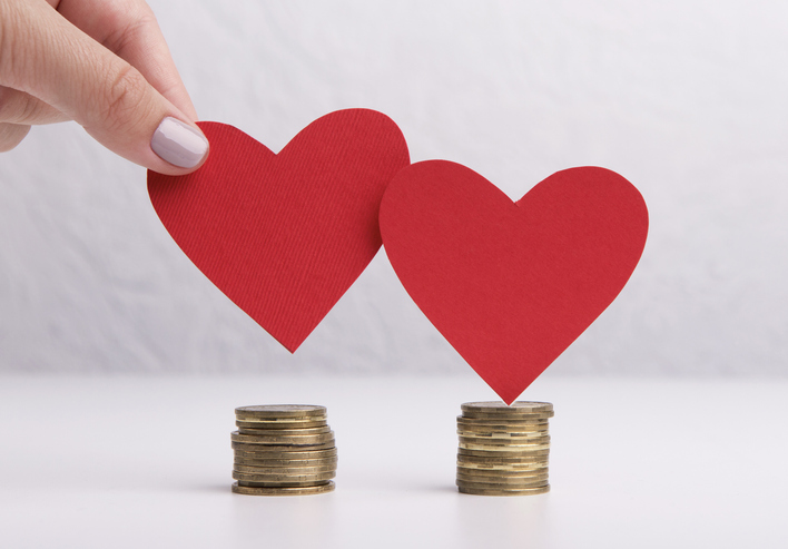 Valentine's Day Gifts for People on a Budget