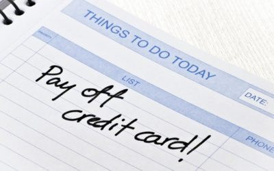 Five Tips to Help You Pay Off Credit Card Debt Quickly